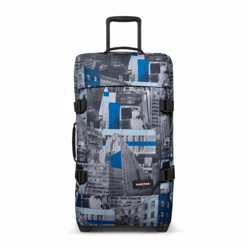 Tranverz M Chroblue Luggage by Eastpak - Front view