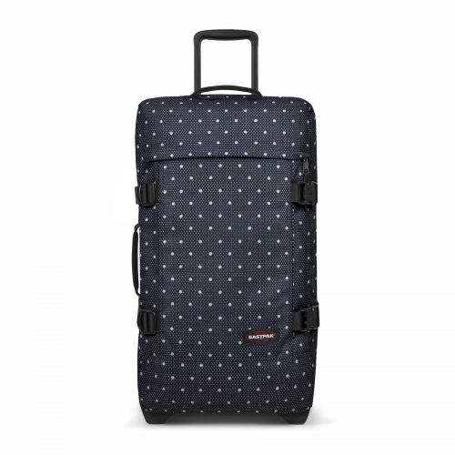 Tranverz M Little Dot Luggage by Eastpak - Front view