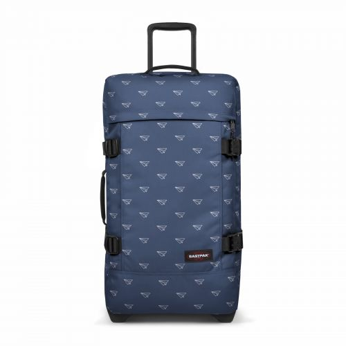 Tranverz M Minigami Planes Luggage by Eastpak - Front view