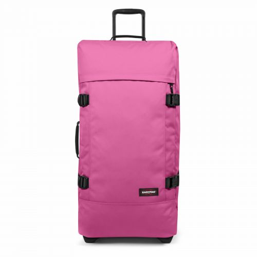 Tranverz L Frisky Pink Luggage by Eastpak - Front view