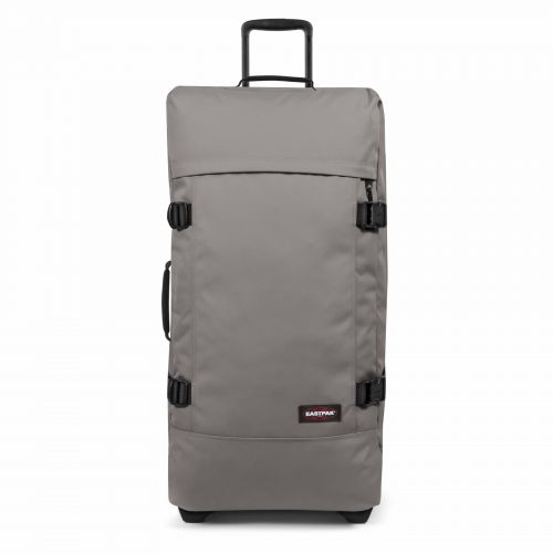 Tranverz L Concrete Grey by Eastpak - Front view