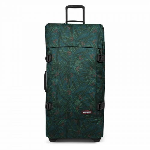 Tranverz L Brize Mel Dark Luggage by Eastpak - Front view