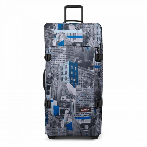 Tranverz L Chroblue Luggage by Eastpak - Front view