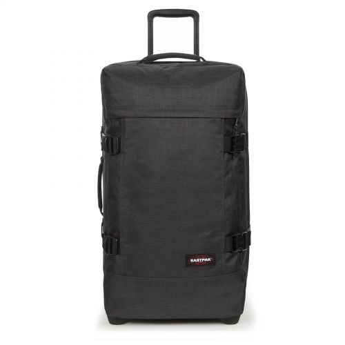 Tranverz L Loud Black by Eastpak - Front view