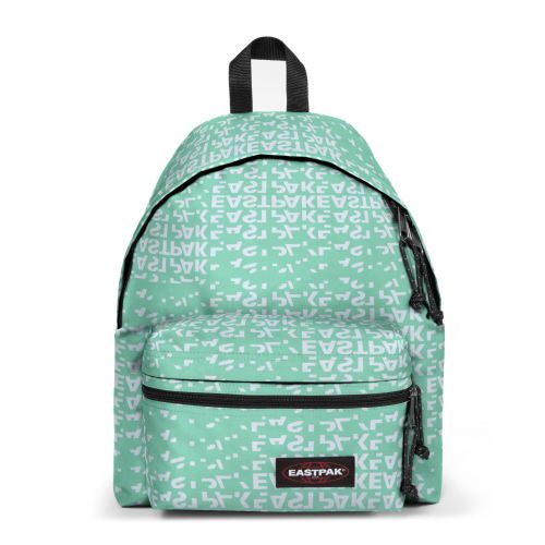 Padded Zippl'r Bold Mellow Backpacks by Eastpak - Front view