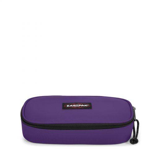 Oval Prankish Purple