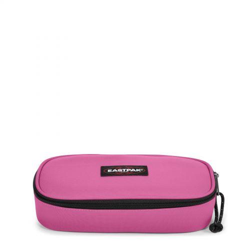 Oval Frisky Pink