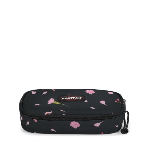 Oval Carnation Black Accessories by Eastpak - Front view