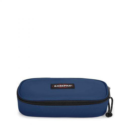 Oval Gulf Blue Accessories by Eastpak - Front view