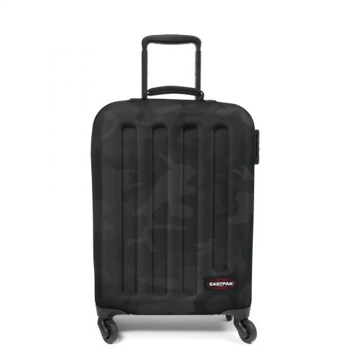 Tranzshell S Tonal Camo Dark Luggage by Eastpak - Front view