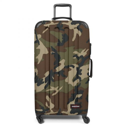 Tranzshell L Camo Luggage by Eastpak - Front view