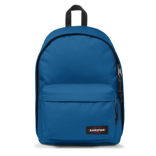 Out Of Office Urban Blue Backpacks by Eastpak - Front view