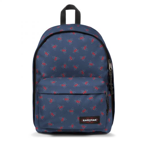 Out Of Office Twist Stinger Backpacks by Eastpak - Front view