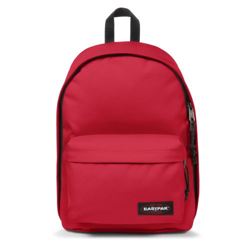 Out Of Office Stop Red by Eastpak - Front view