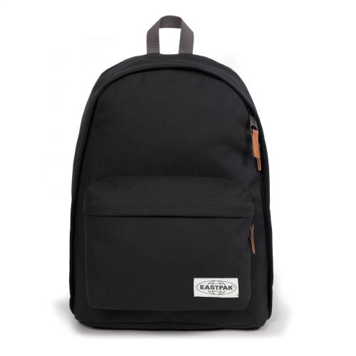 Out Of Office Opgrade Dark Backpacks by Eastpak - Front view