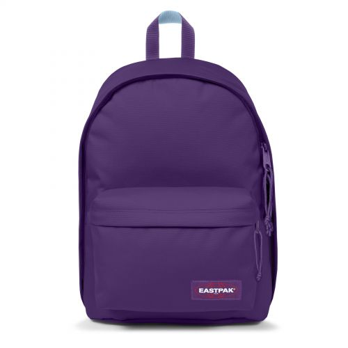 Out Of Office Blakout Prankish Backpacks by Eastpak - Front view