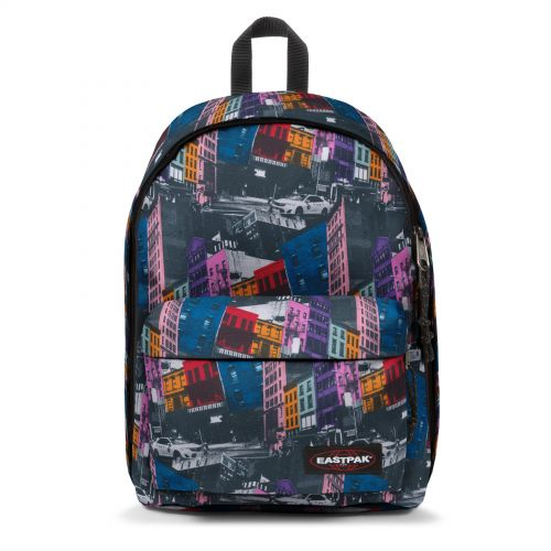 Out Of Office Chropink Backpacks by Eastpak - Front view