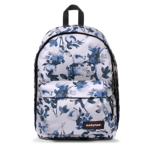 Out Of Office Romantic White Backpacks by Eastpak - Front view