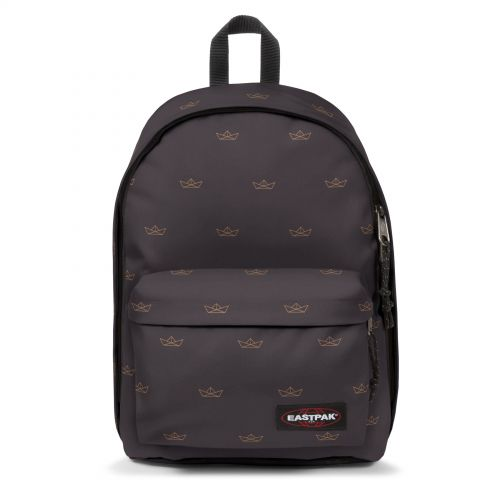 Out Of Office Minigami Boats Backpacks by Eastpak - Front view