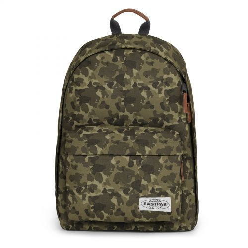 Out Of Office Opgrade Camo by Eastpak - Front view