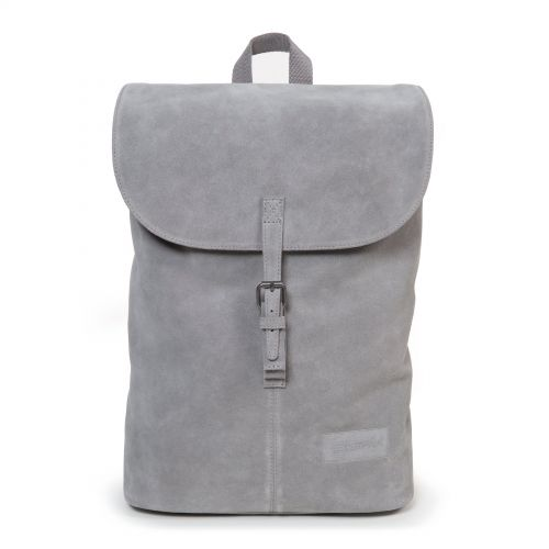 Ciera Suede Grey by Eastpak - Front view