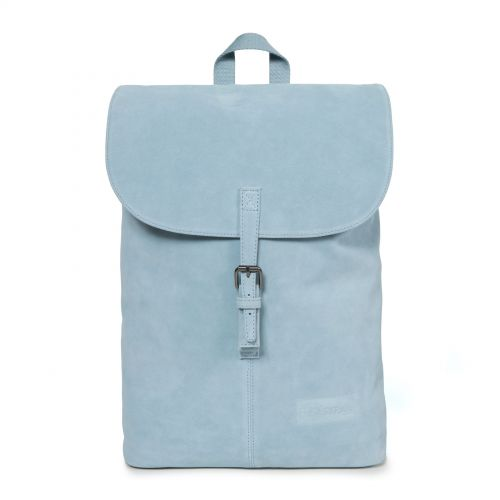 Ciera Suede Blue by Eastpak - Front view