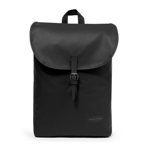 Ciera Brim Black Backpacks by Eastpak - Front view