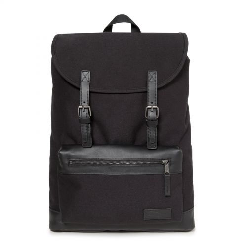 London Mix Black by Eastpak - Front view