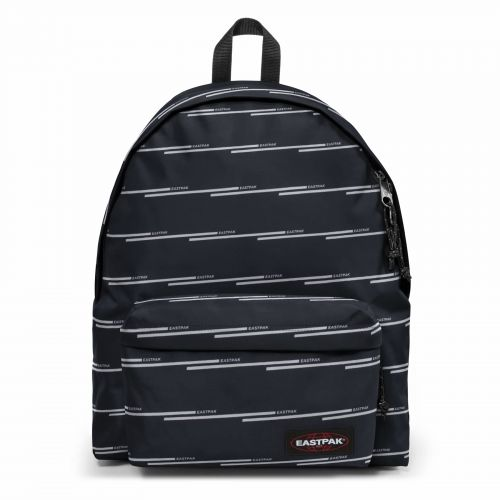 Padded Pak'r® XL Chatty Lines by Eastpak - Front view