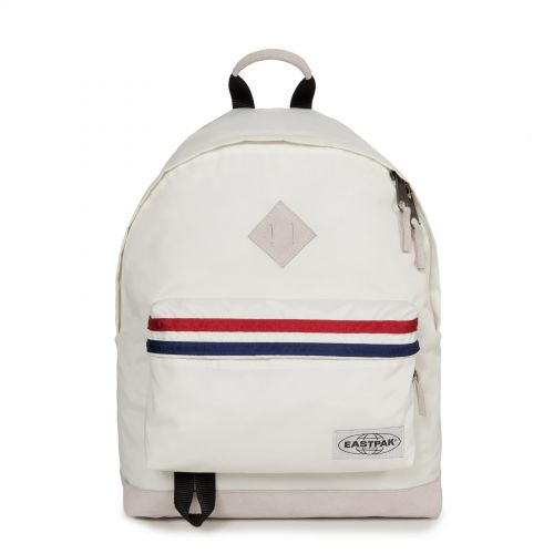 Wyoming Into Retro White by Eastpak - Front view