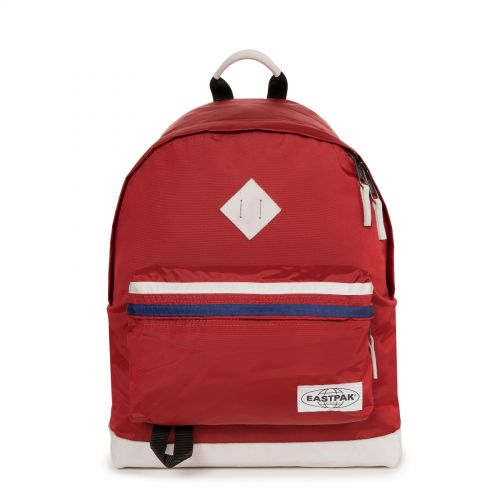 Wyoming Into Retro Red by Eastpak - Front view