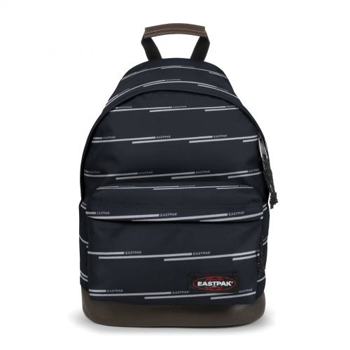 Wyoming Chatty Lines by Eastpak - Front view