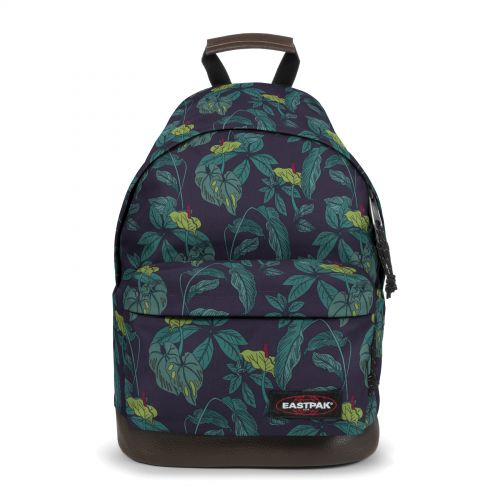 Wyoming Wild Green by Eastpak - Front view