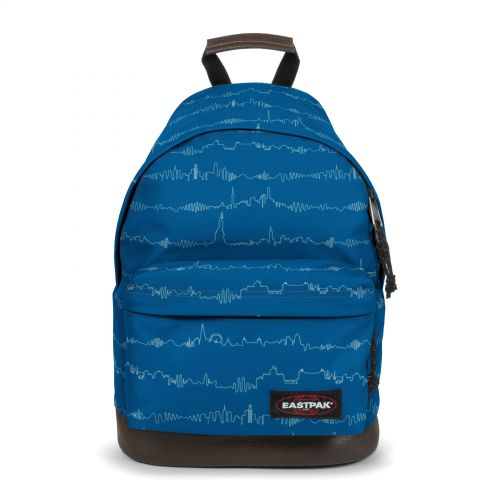 Wyoming Beat Urban Backpacks by Eastpak - Front view