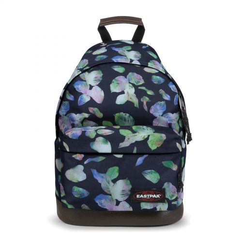 Wyoming Romantic Dark Backpacks by Eastpak - Front view