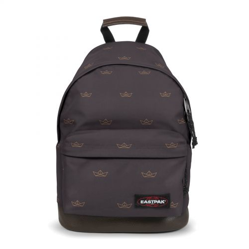 Wyoming Minigami Boats Backpacks by Eastpak - Front view