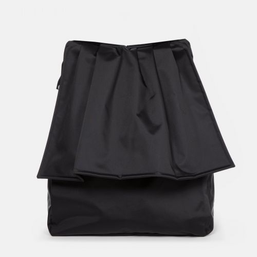 Raf Simons Female Black Refined Backpacks by Eastpak - Front view