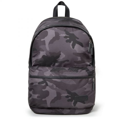 Back To Work Constructed Camo Backpacks by Eastpak - Front view