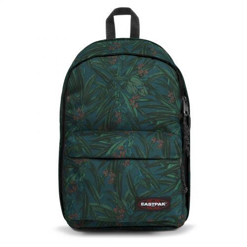 Back To Work Brize Mel Dark Backpacks by Eastpak - Front view