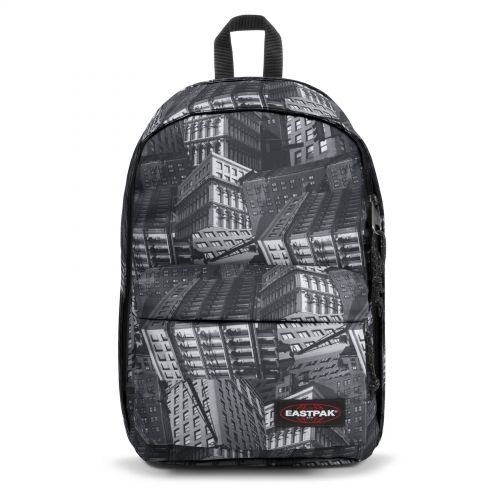 Back To Work Chroblack Backpacks by Eastpak - Front view