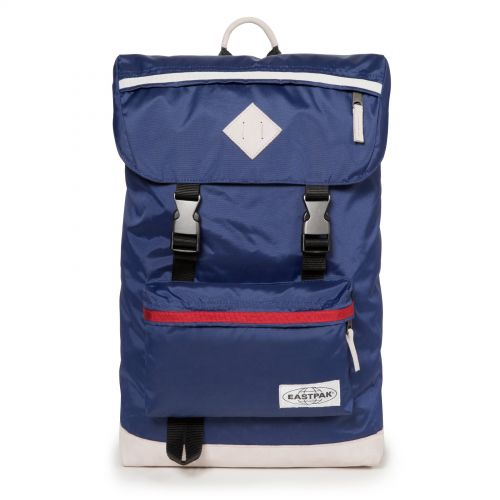 Rowlo Into Retro Blue by Eastpak - Front view