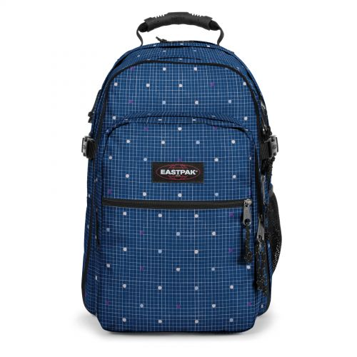 Tutor Little Grid Backpacks by Eastpak - Front view