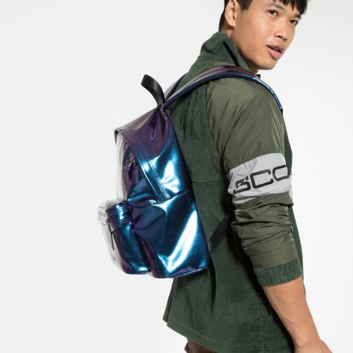 Padded Pak'r® Pearl Purple Backpacks by Eastpak - view 13