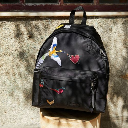 Padded Pak'r® Bellish Black Backpacks by Eastpak - view 13