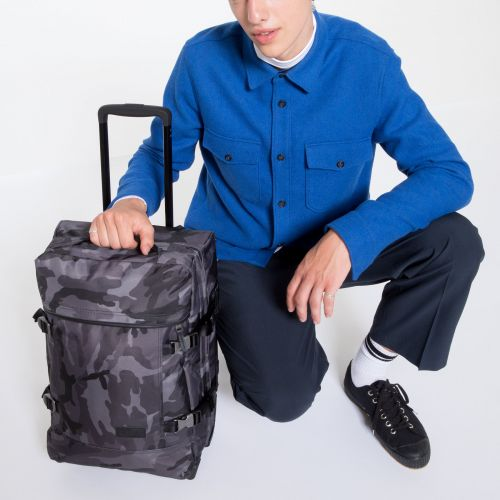 Tranverz S Constructed Camo Luggage by Eastpak - view 14