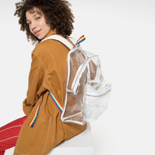 Padded Pak'r® Rainbow Glass Backpacks by Eastpak - view 15