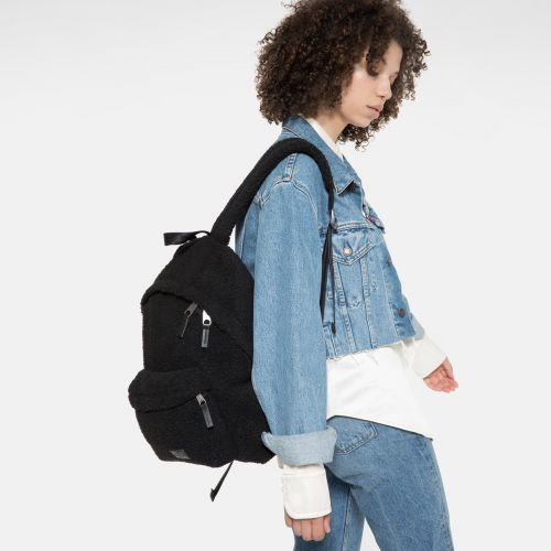 Padded Pak'r® Shear Black Backpacks by Eastpak - view 15