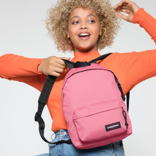 Orbit XS Starfish Pink Backpacks by Eastpak - view 2