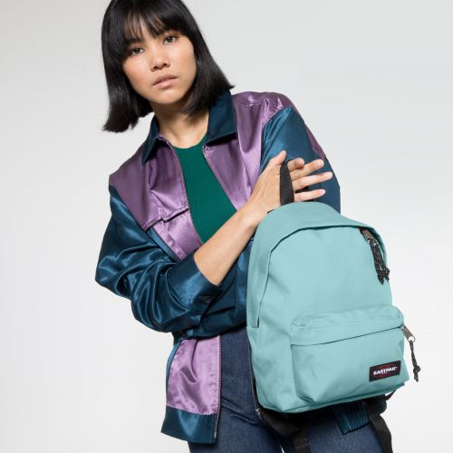 Orbit XS Arctic Blue Backpacks by Eastpak - view 2