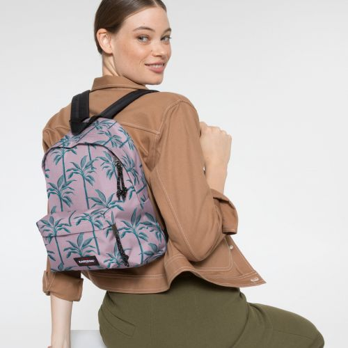 Orbit XS Brize Trees Backpacks by Eastpak - view 2